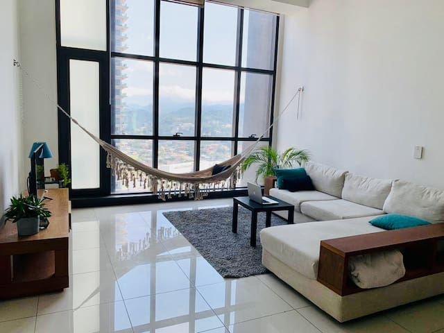 Private & cozy app. unit near KLCC-Twin Towers