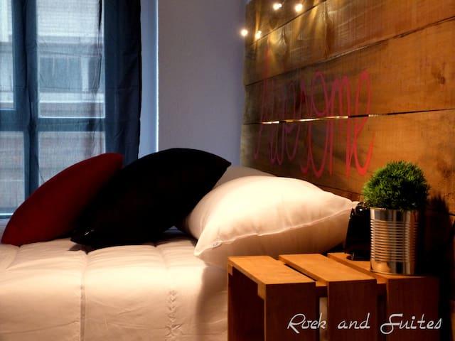 Private Room  Rock&Suites´80s - Granada