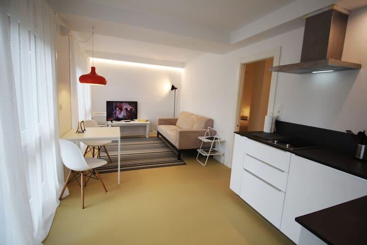 Mini Apartamento  Piscina en Somo.