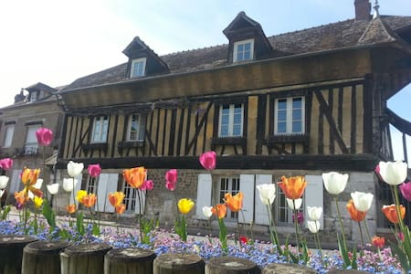 Chambre Camille au Vieux Logis - Acquigny