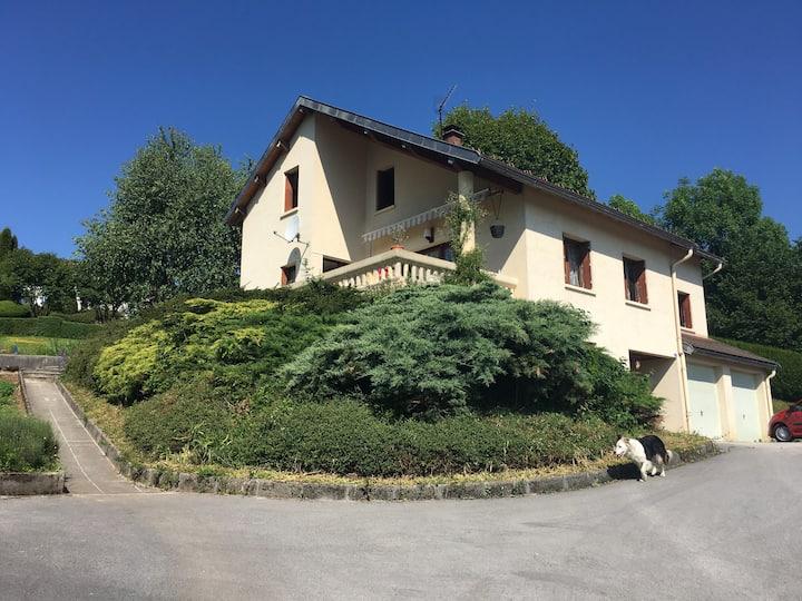 Gite Valère (maison entière), Lavans-les-St-Claude