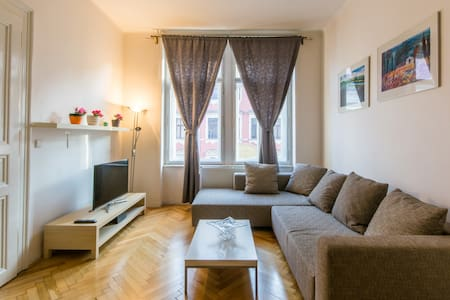 Lovely flat in an excellent location - Prag