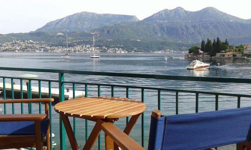 Apartment on the pure coast, Rose, Montenegro
