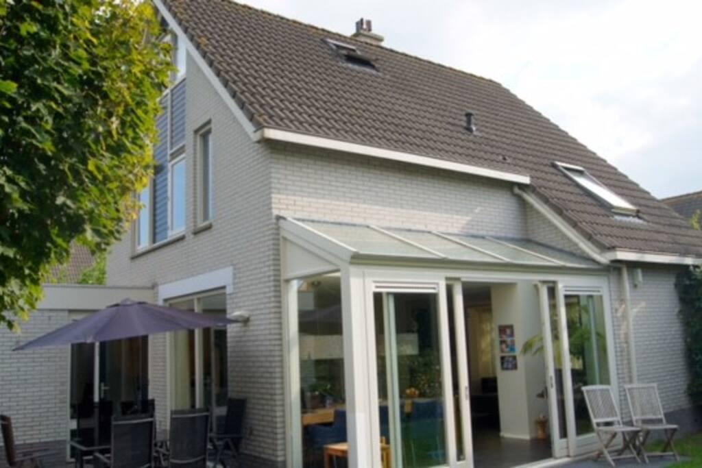 Vrijstaande ruime woning regio amsterdam case in affitto for Case amsterdam affitto economiche