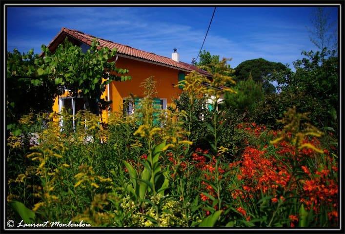 La maison du bonheur.Happiness home - Mimizan