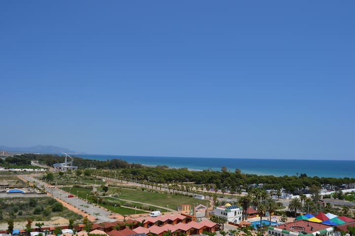 Marina D ´Or family apartment - Orpesa - Apartemen