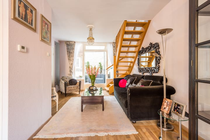 CENTER / JORDAAN  2 bedroom Apartment - Amsterdam - Flat