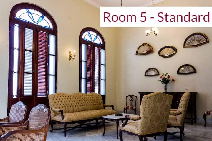 Habana 412 - Luxury B&B (Room 5 of 7) - Standard