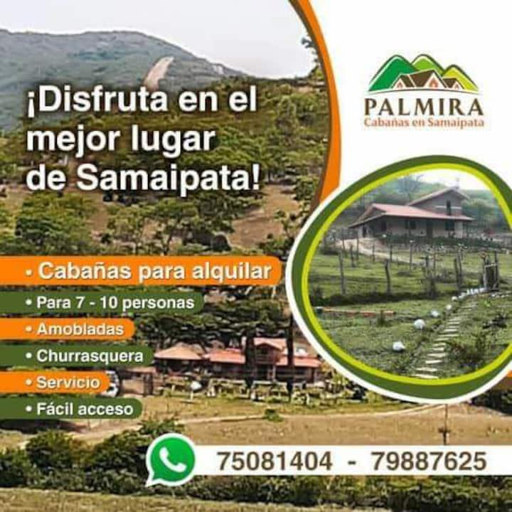 CABAÑAS PALMIRA