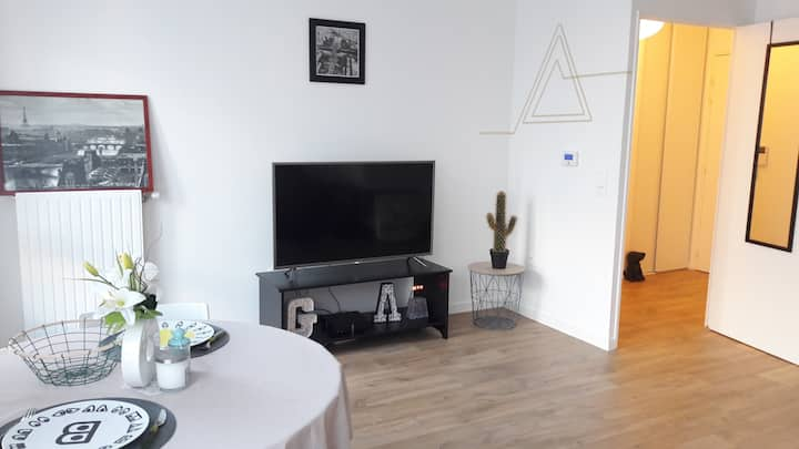 Cosy appartment 50m2 close to Versailles and Paris