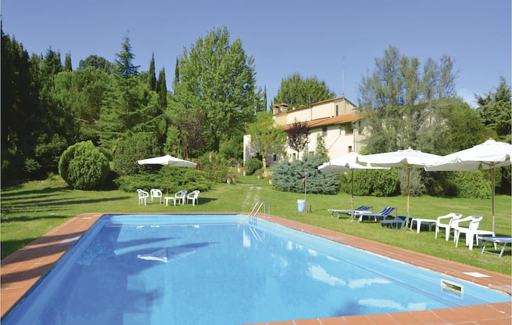 Holiday apartment with 2 bedrooms on 65m² in Gambassi Terme -FI-