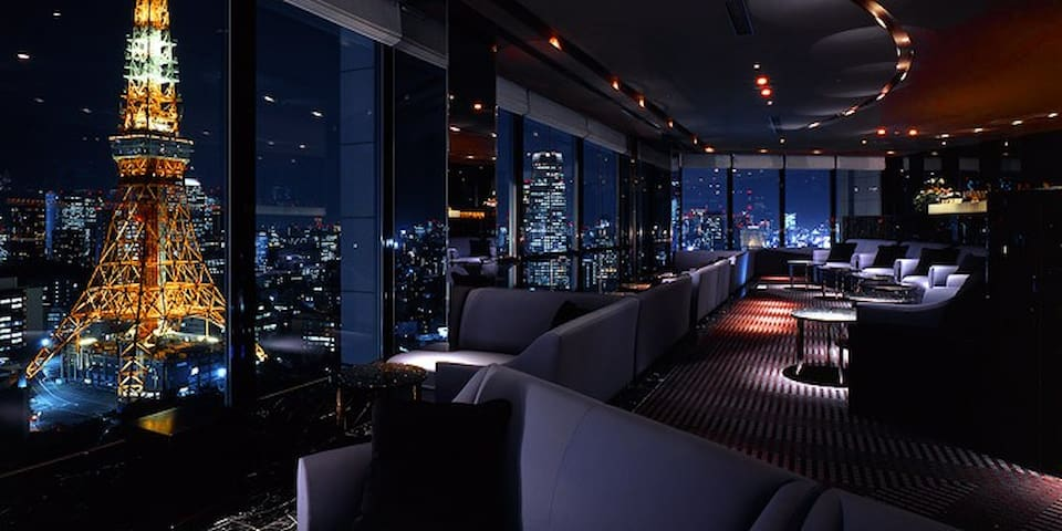 Best Business Travel|GREAT VIEW Mt FUJI|Free WiFi - Minato-ku - Flat