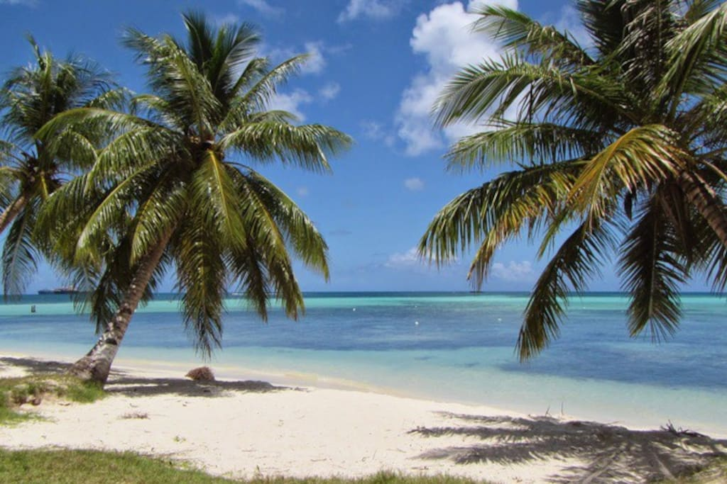 Micro beach