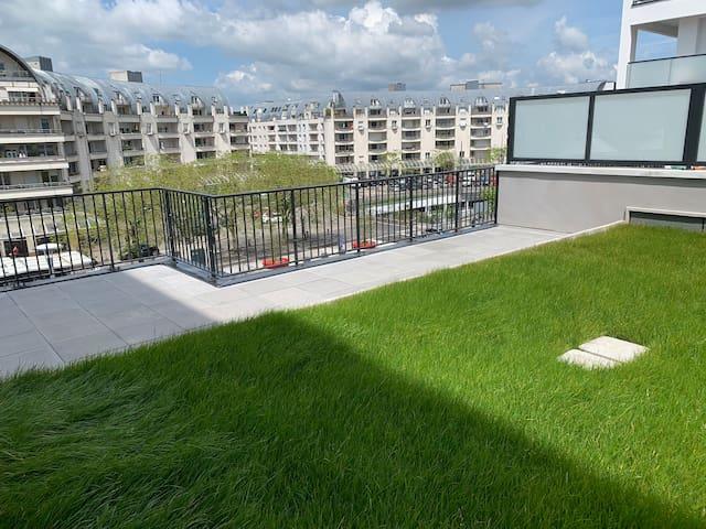 Vaste Appartement Neuf 3 chambres terrasses 70m2