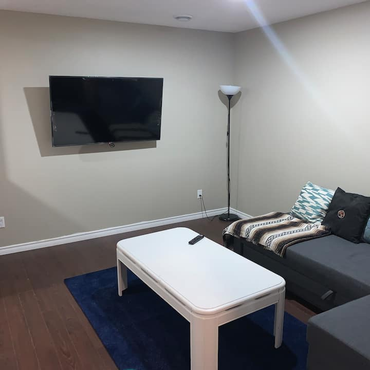 Affordable Suite in an Upscale Area in the SW