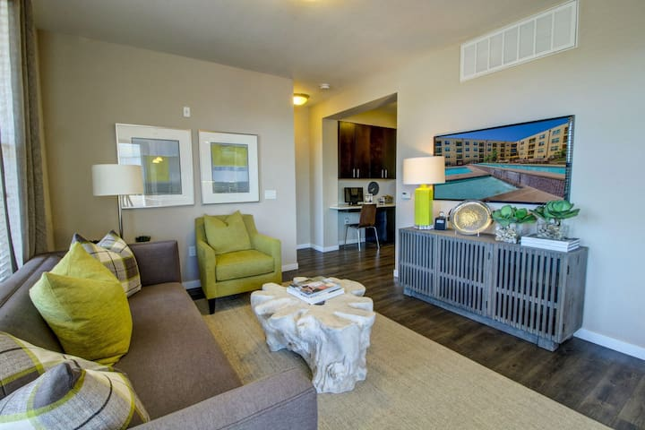Entire apartment for you   1BR in Denver