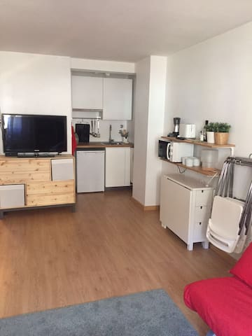 Bonito estudio en urbanización - Formigal - Appartement