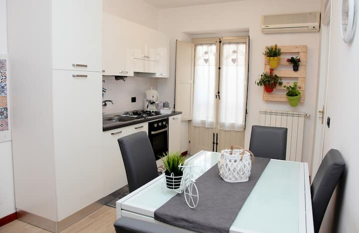 """ Vucciria home"" , in the really heart of Palermo!"