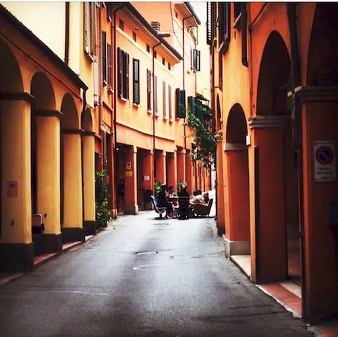 Appartamento in Centro Bologna