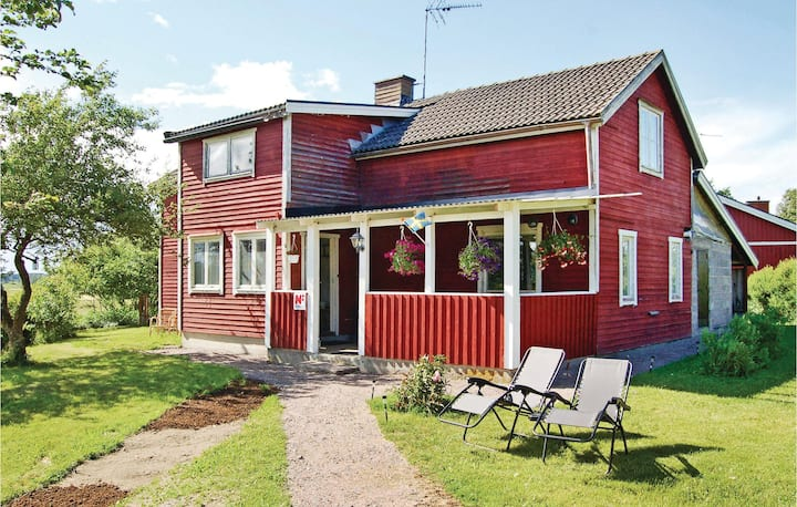 Beautiful home in Söderköping with 3 Bedrooms