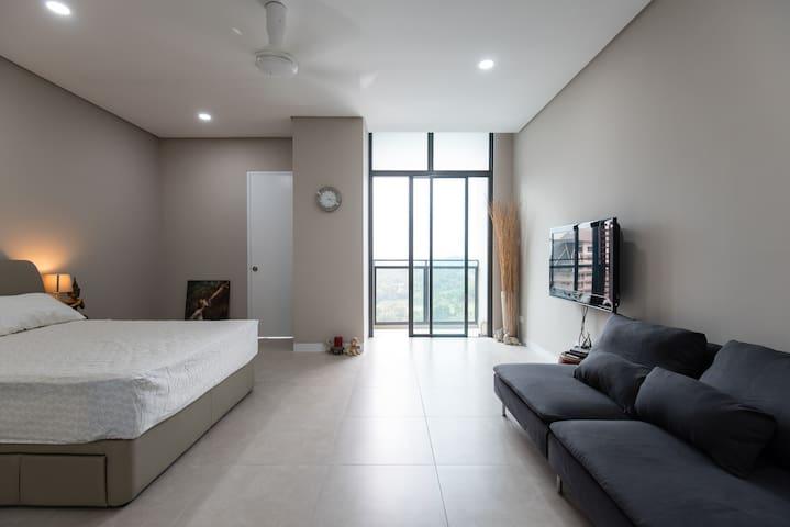 Near KL City, TTDI MRT, PJ, Damansara,Bandar Utama - Kuala Lumpur - Condominium