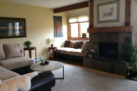 The Perfect Spot Near JH Mountain Resort & Jackson - Wilson - Appartement en résidence