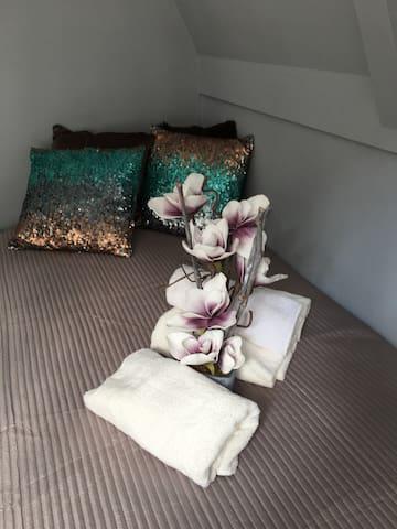 Private Room in Center of Amsterdam (V)