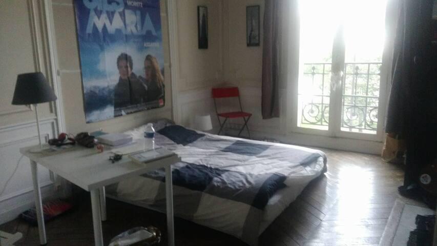 Private Room in Montparnasse
