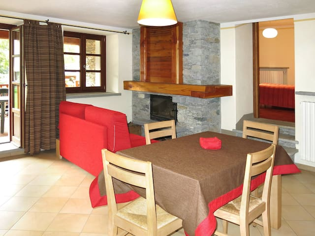 Apartment Residence Torinetto for 2 persons