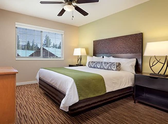 Explore Big Bear Mountains 1-Bdr Suite