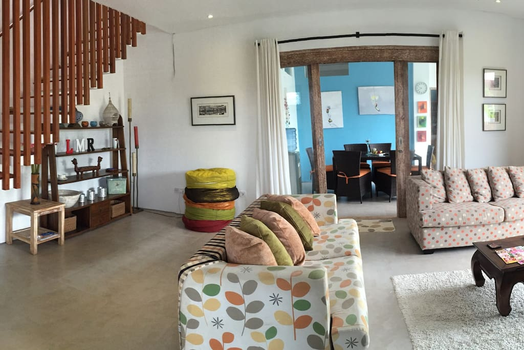 Downstairs Living room