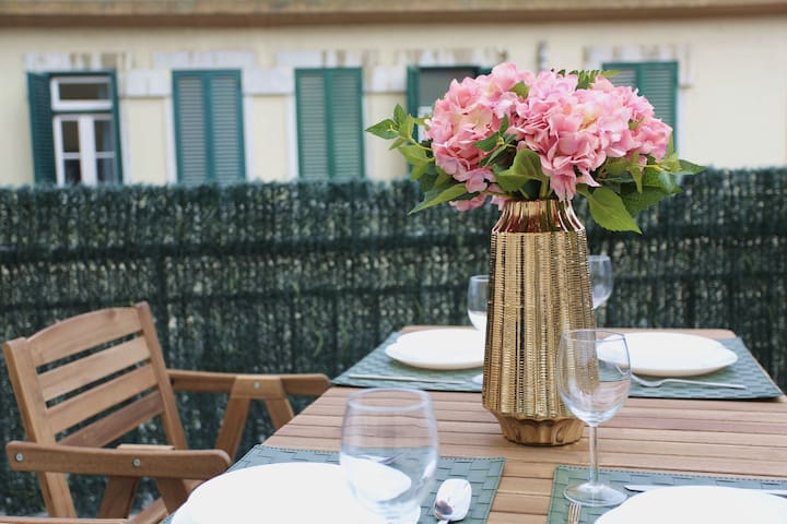 Luxury Flat Terrace Av. Liberdade - Lisboa - Apartemen