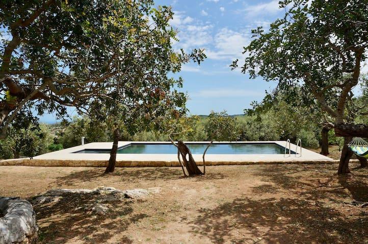 Traumhafter Garten-herrlicher Pool-asolute Ruhe