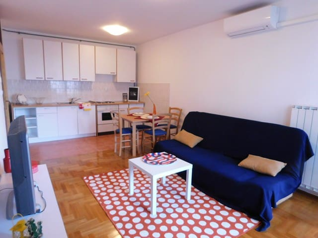 Moderan apartman u zapadnom dijelu Zagreba