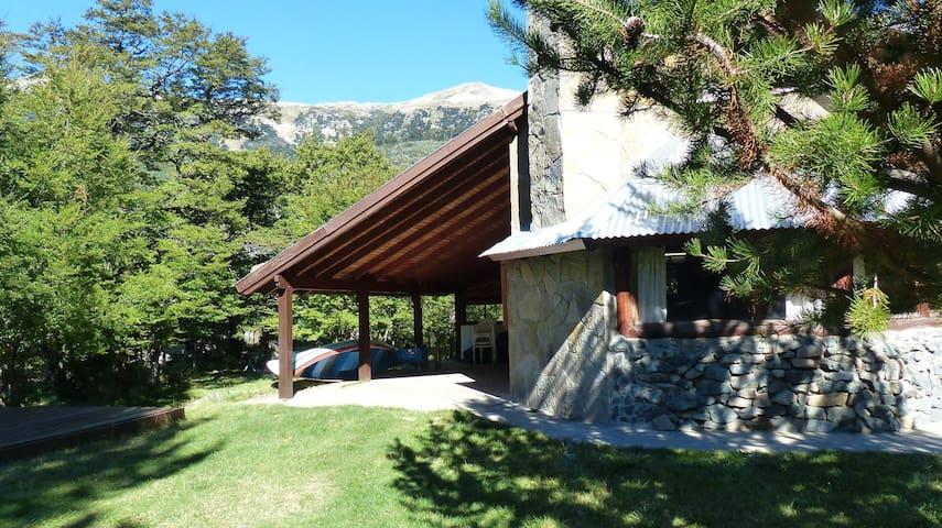 Cabaña Cuncumen - Moquehue Villa Pehuenia