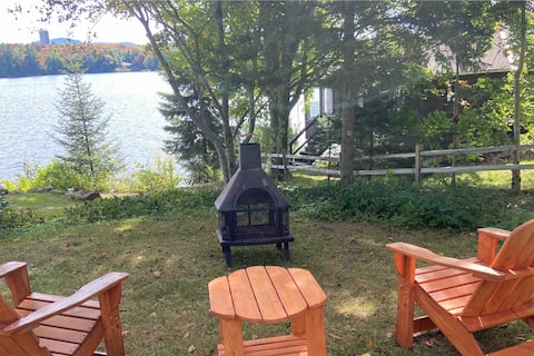 ★Rustic & Tranquil at Little Wolf Pond★ | Fire Pit