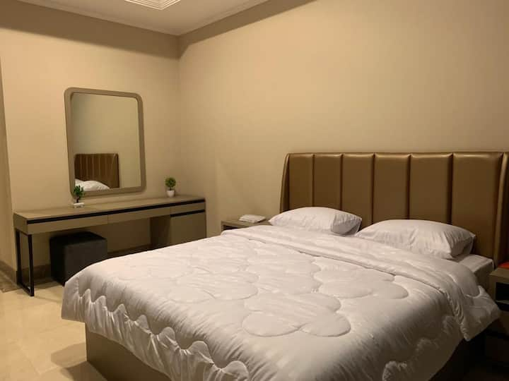 Luxurious 2BR Apartment in SCBD Kebayoran Baru