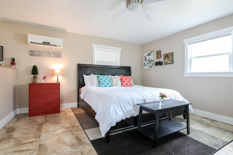 Wonderful king bed