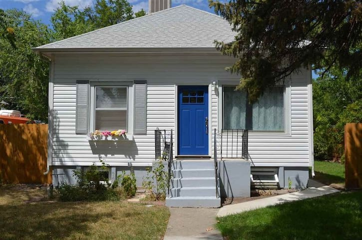 Close to Downtown, 1BR 1BTH bright downstairs unit