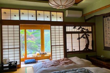 小樽昭和時代の榻榻米房间