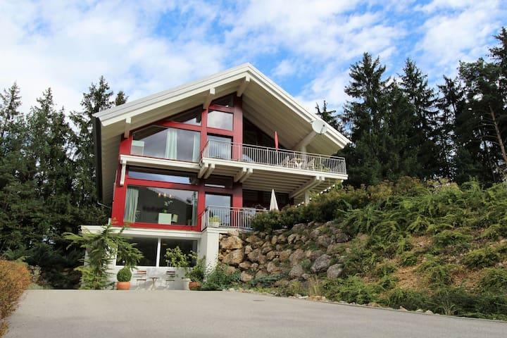 Qualitäts Appartment mit herrlichem Bergblick in Südkärnten