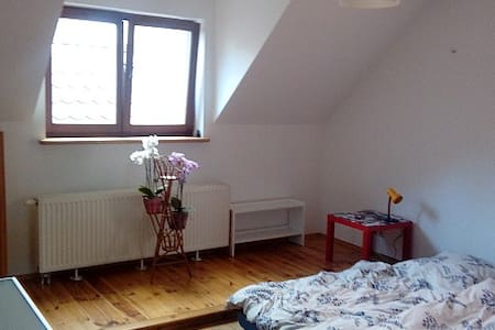 seperate floor for you in Warsaw, up to 5 persons - Varsova - Talo