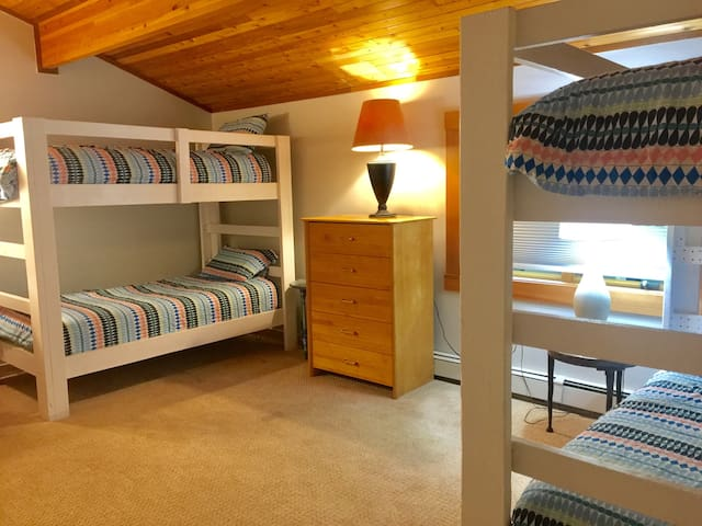 hand made, adult sturdy!  tons of space in this room!