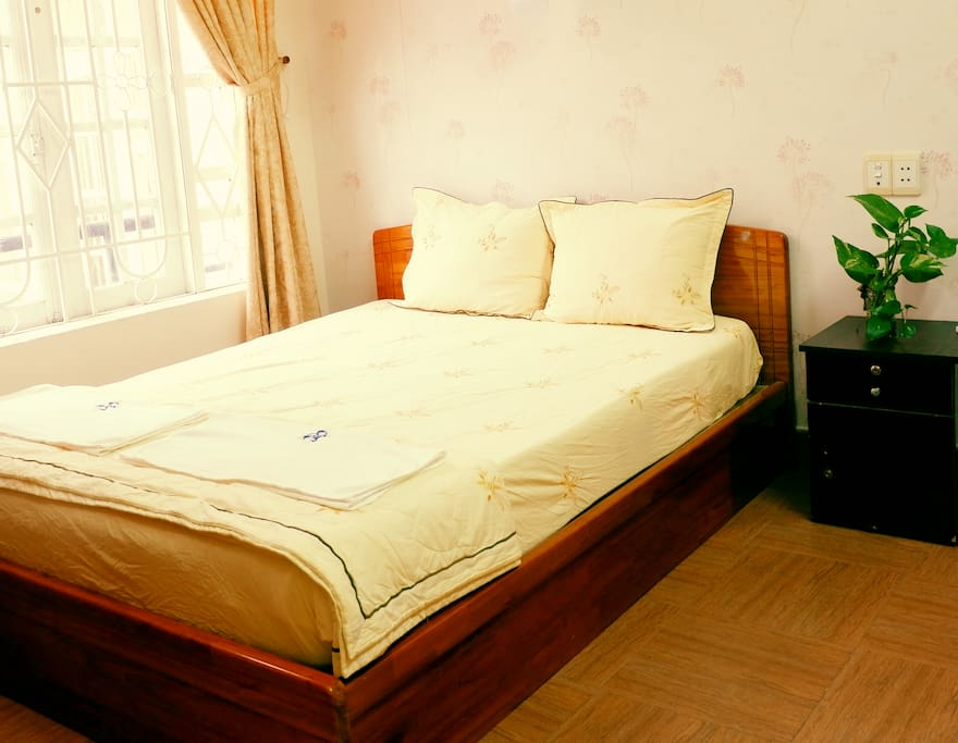 Vũng Tàu Ali Villa 4- bedroom with big size beds for a great night's sleep
