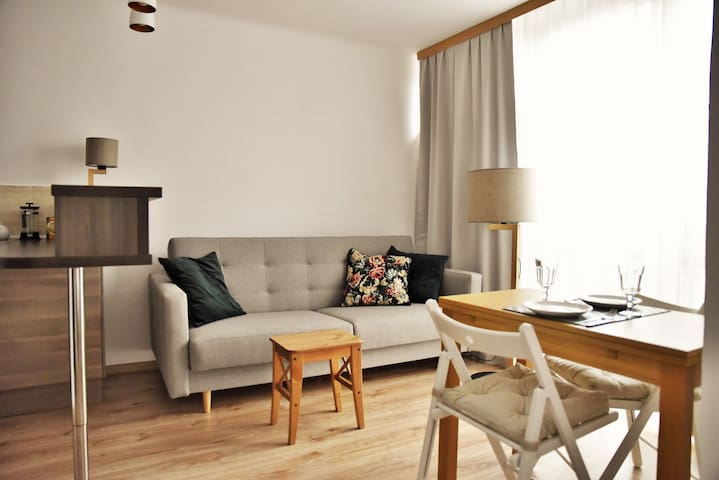 ⚡Apartment ☆ Fiber WIFI 1GB ⭐ near Old Town ⭐