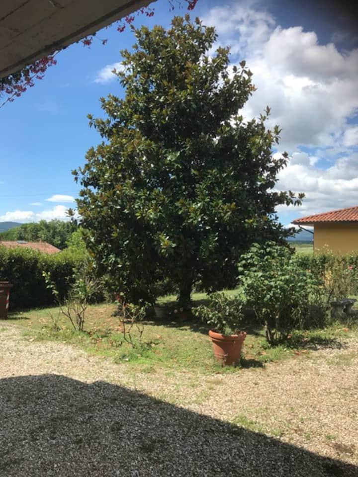 Le magnolie, casa con vista a Scarperia, Mugello