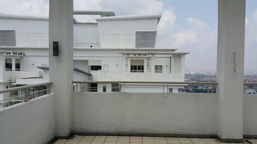 Penthouse 5+1 bedrooms with KLCC view - Kuala Lumpur - Apartamento
