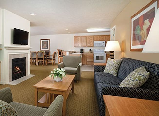 Midway, UT, close to Park City - Midway - Condominio