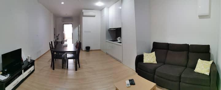*WIFI*118@Island Plaza Sea View Family Suite