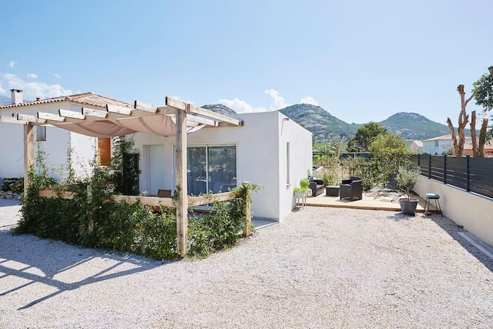 Maison entre Calvi et Calenzana